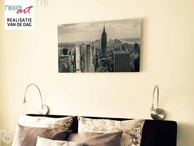 foto op plexiglas New York