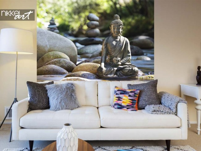 Fototapete Buddha
